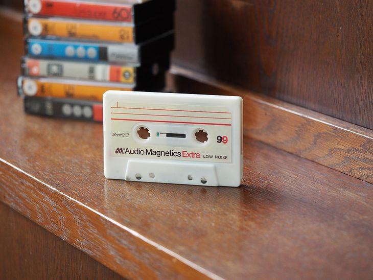 Na Kickstarterze pojawił się interesujący odtwarzacz kaset