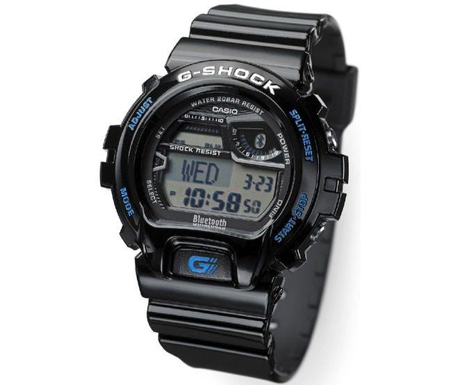 a13956044b879e Casio G-Shock Bluetooth - znamy pełną specyfikację zegarkowego ...
