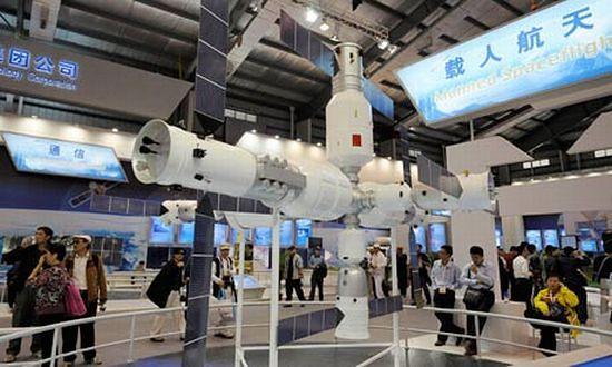 Chińska stacja kosmiczna
