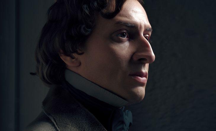 Jak do tej pory to najbardziej realistyczny portret Chopina