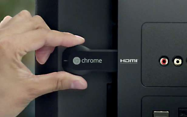 Google Chromecast - streaming multimediów może być jeszcze prostszy!