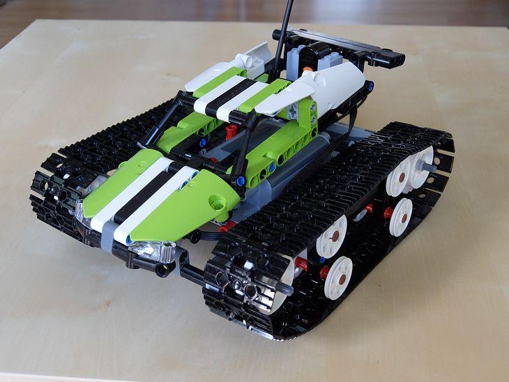 Zdalnie Sterowany Samochód Lego Technic Bez Wątpienia Jedna Z