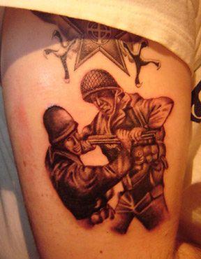 Topster Top 10 Tatuaży Z Motywem Z Gier Gadżetomaniapl