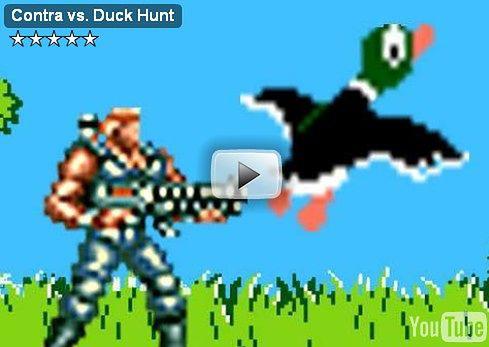 Contra i Duck Hunt