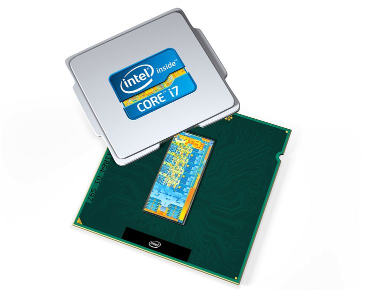 Intel Core i7 Ivy Bridge