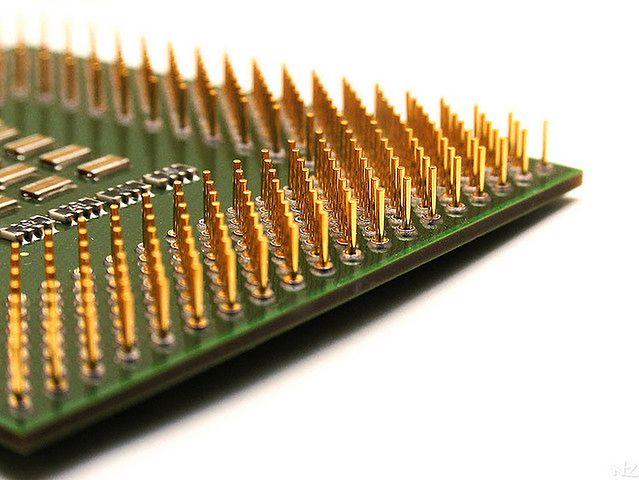 Procesor (fot. na lic. CC; Flickr.com/by rodrigo senna)