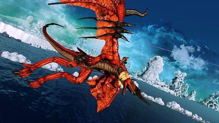 Crimson Dragon (Fot. Siliconera.com)