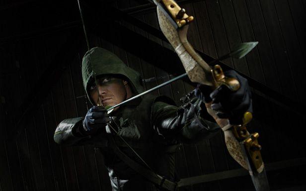 """""""Arrow"""" (Fot. CW)"""