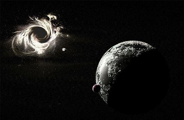 Najmniejsza odkryta czarna dziura (fot.: rgbstock.com)
