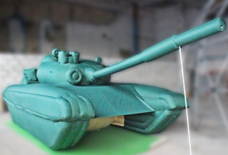 Ukraina testuje atrapy uzbrojenia