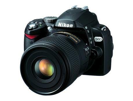 Nowy Nikon D60