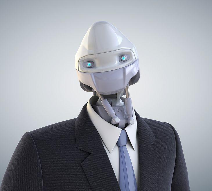Zdjęcie robota pochodzi z serwisu Depositphotos