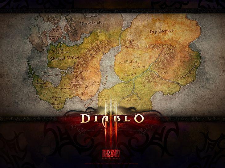 Diablo 3 rządzi światem (Fot. Blizzard)