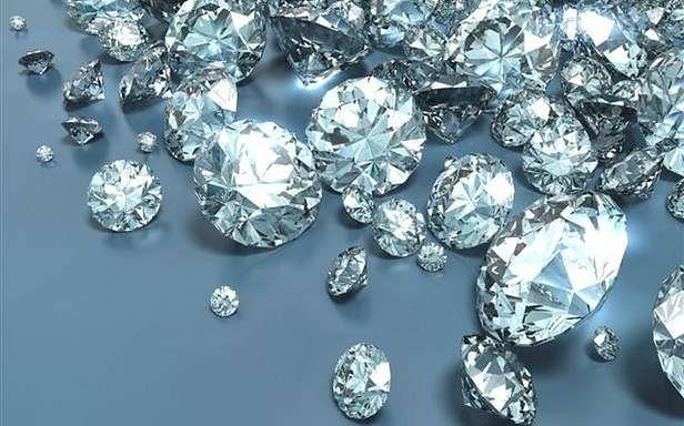Rosja ma największe złoża diamentów na świecie (Fot. Primamedia.ru)