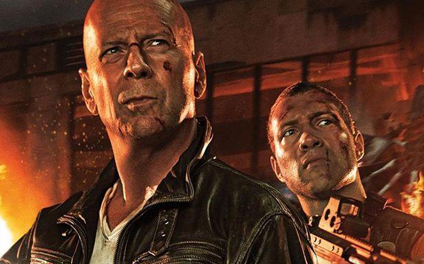 """Bruce Willis na plakacie """"Szklanej pułapki 5"""""""
