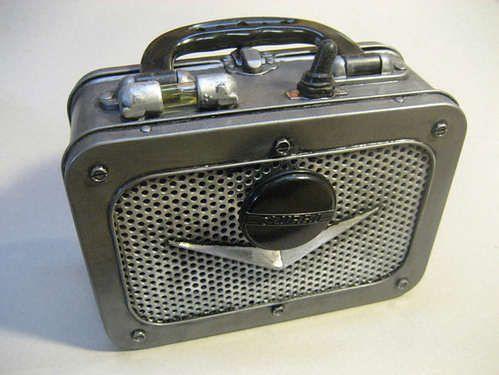 dieselpunk amp case