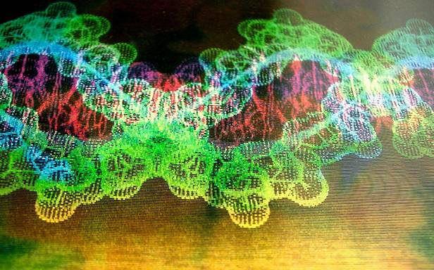 DNA (Fot. Flickr/jurvetson/Lic. CC by)