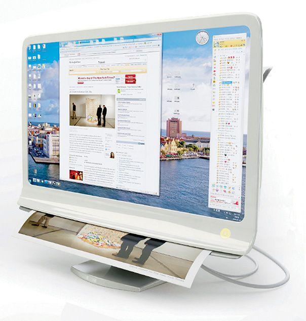 monitor-drukarka
