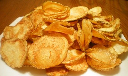 Chipsy Z Mikrofali Coś Na Niedzielę Do Przetestowania