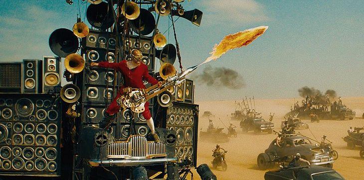Mad Max: Fury Road, Warner Bros.