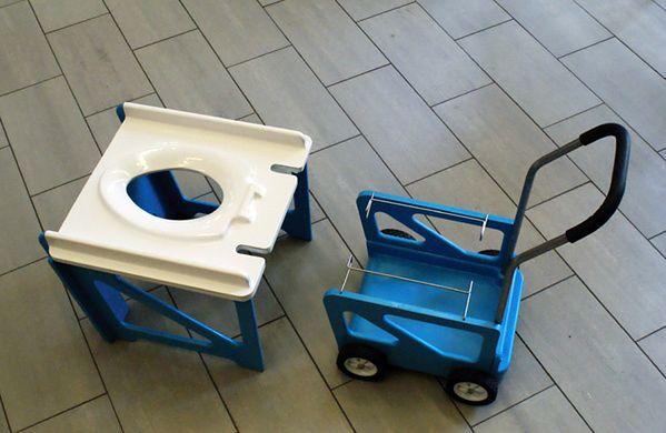 D.R. Toilet