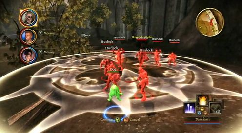 Dragon Age na konsoli