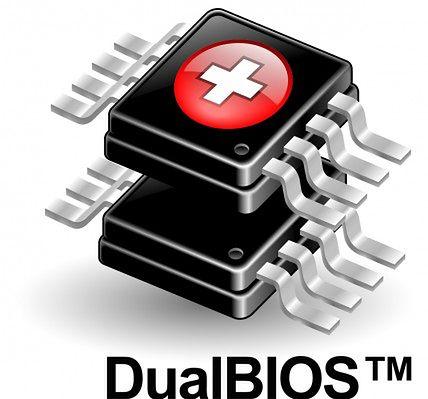 DualBIOS na wszystkich płytach głównych GIGABYTE