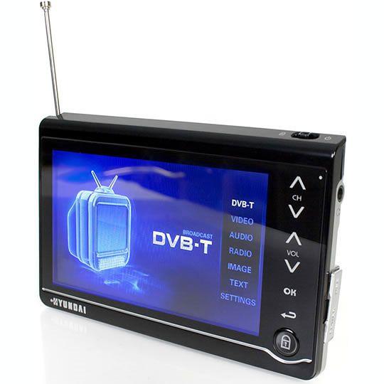 DVB-T w plecaku