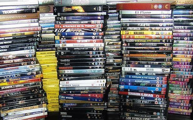 Windows 8 nie polubi starej kolekcji filmów na DVD (Fot. Flickr/Andres Rueda/Lic. CC by)