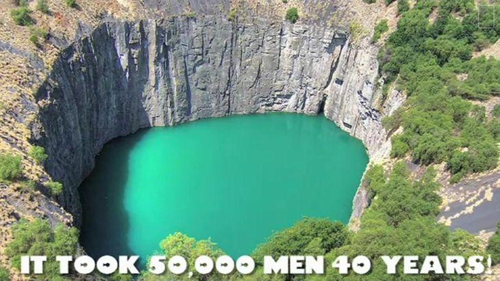 Największe dziury świata
