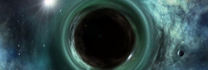 Skąd się wzięła grawitacja?