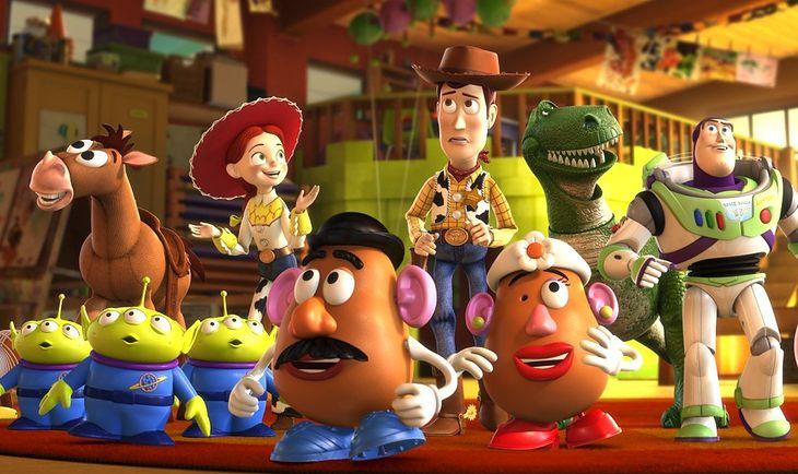 """Kadr z """"Toy Story 3"""""""