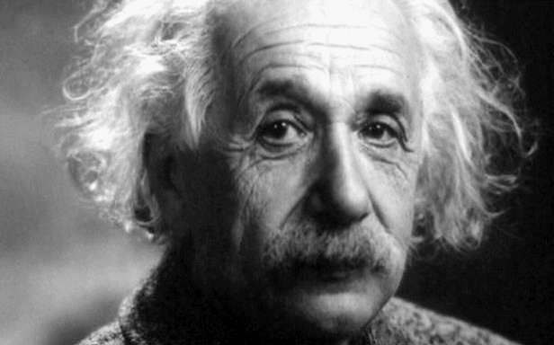 Albert Einstein (Fot. SlinkingTowardRetirement.com)