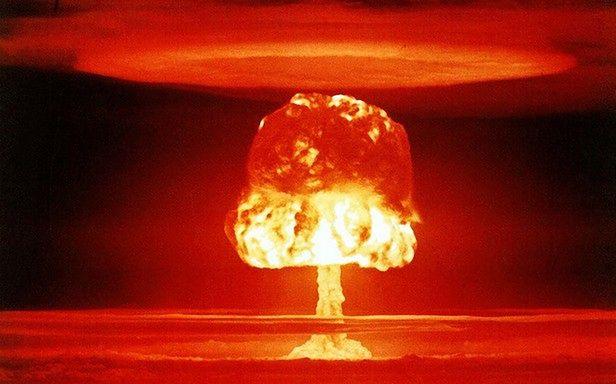 16 lipca 1945 roku miała miejsce pierwsza eksplozja nuklearna