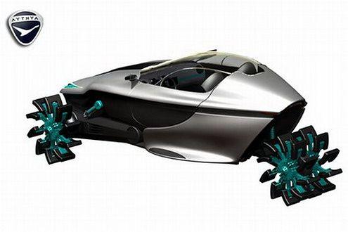 elektryczny-samochod-amphibious