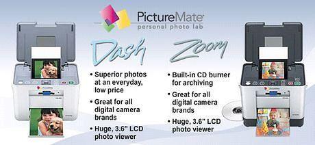 Epson PictureMate Zoom i Dash
