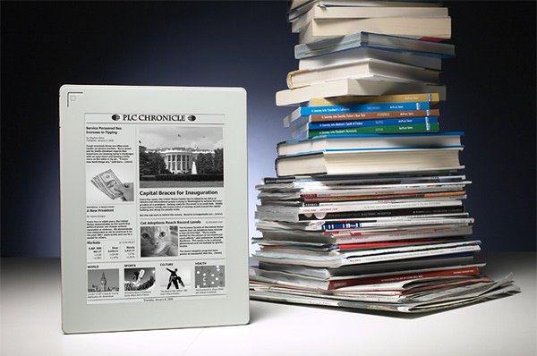 E-book kontra książki.