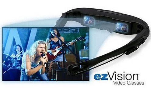 ezGear-ezVision-Video-Glasses
