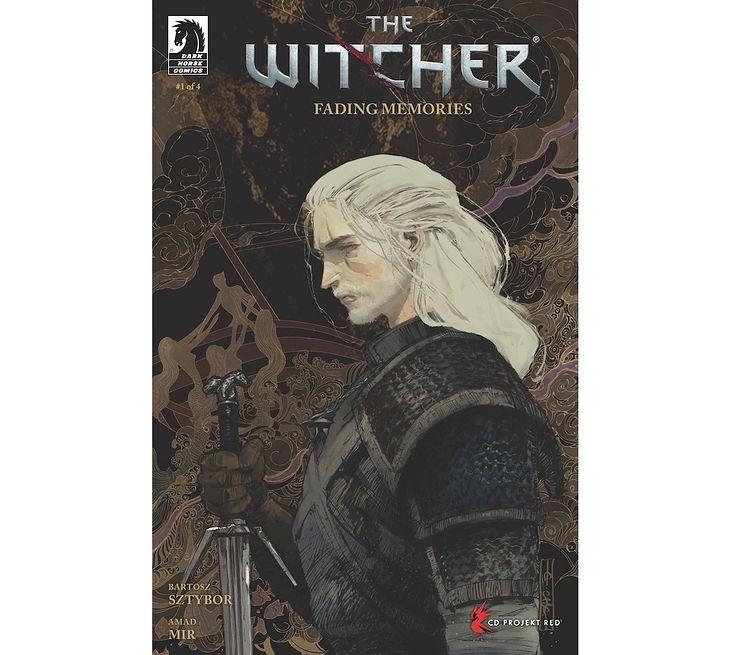 The Witcher: Fading Memories to nowy komiks z Wiedźminem. Ukaże się w czerwcu