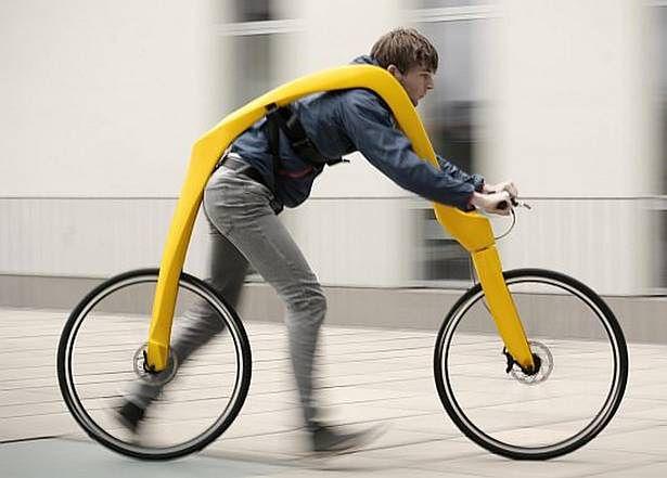 Fliz Bike (Fot. EcoChunk.com)