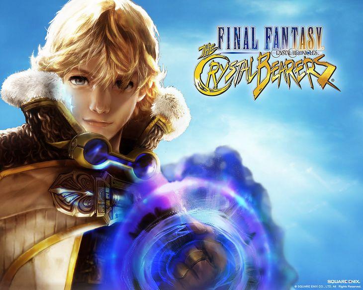 Pełny tytuł gry brzmi Final Fantasy: Crystal Chronicles: Crystal Bearers