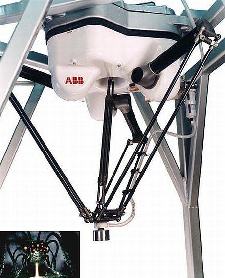 robot ABB FlexPicker