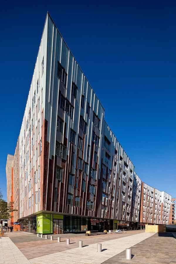 J Collingridge/e-architect
