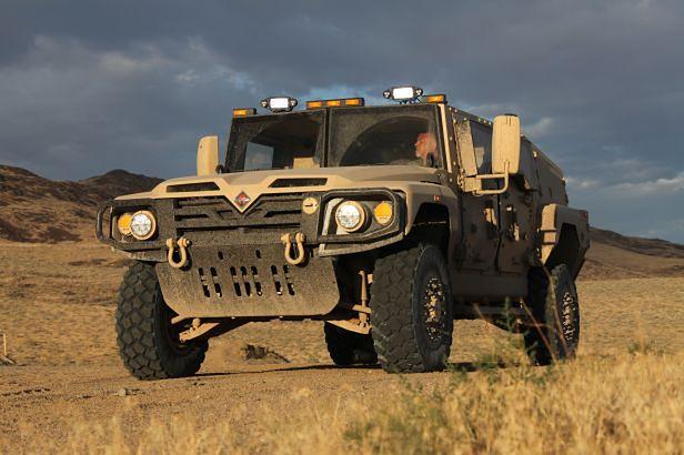 Navistar Defense