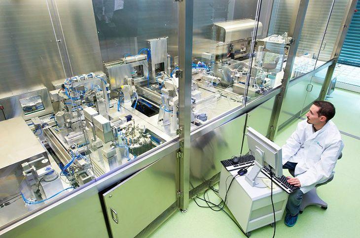 Fabryka ludzkiej skóry