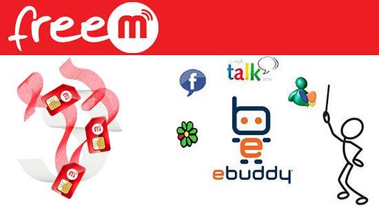 FreeM - Facebook za friko