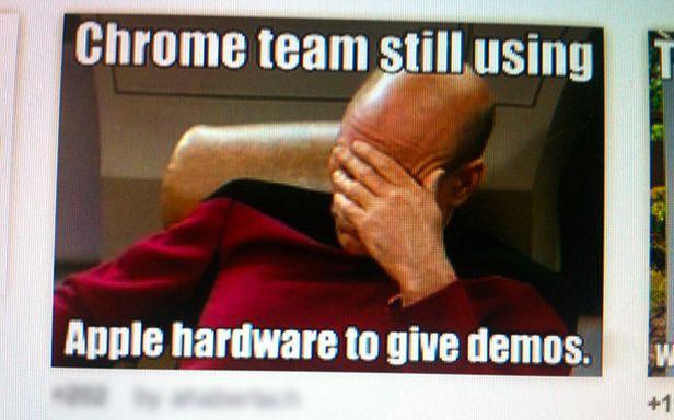 Takie memy tworzą pracownicy Google'a (Fot. BuzzFeed)