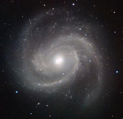 Galaktyka spiralna NGC 4321