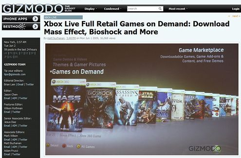 games-on-demand