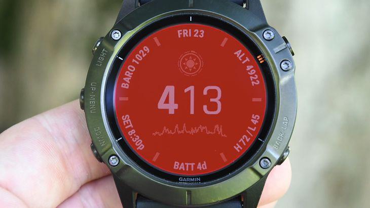 Smartwatch Garmin Fenix 6